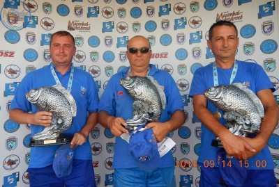 Potaissa: Ezúttal a legnagyobb hal díja